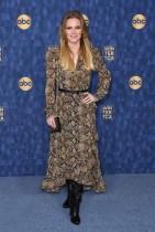 الممثلة الأمريكية تشيلسي كريس تحضر جولة صحفية لـ ABC عن حفل تي سي ايه الشتوي 2020 في باسادينا ، كاليفورنيا. ا ف ب