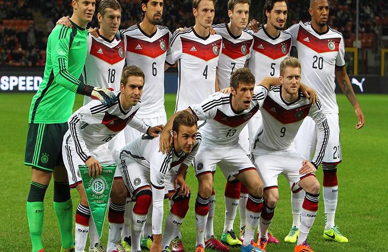 منتخب ألمانيا .. الكل متألق