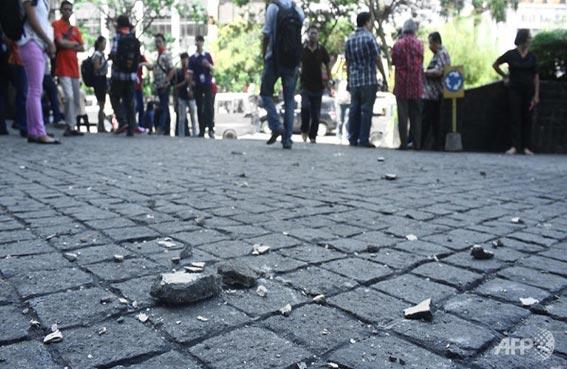 هلع في اندونيسيا بعد تحذير من تسونامي