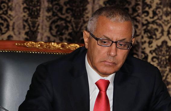 زيدان يعد بتعديل وزاري الأسبوع المقبل