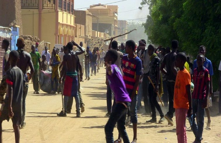 ثلاثة قتلى في تظاهرة بشمال مالي