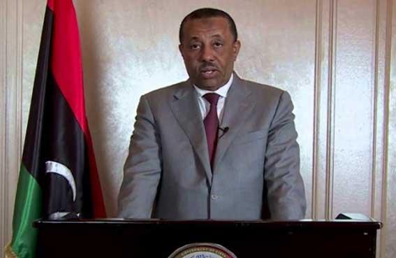الحكومة الليبية تندد بمنع الثني من السفر