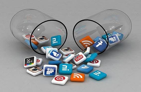 مركز لعلاج إدمان مواقع التواصل