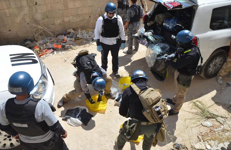 البنتاغون يؤكد إتلاف كامل لغاز السارين في سوريا