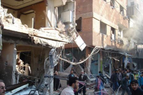 أمريكا: قصف مخيم اليرموك تصعيد خطير