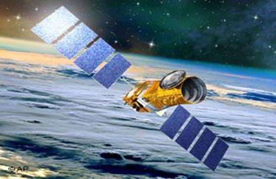 إطلاق قمر أوروبي للرصد البيئي