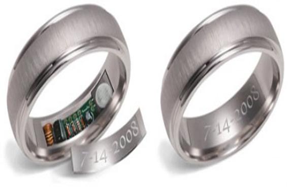 خاتم يذكرك بعيد زواجك