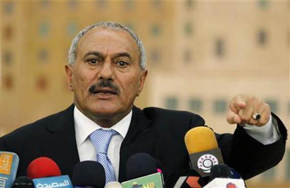 مطالبات يمنية بتحقيق دولي في انتهاكات صالح