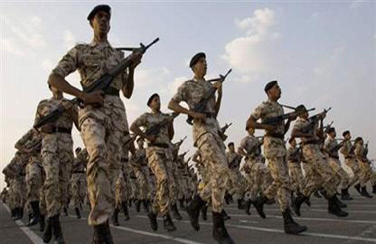 السعودية تعتبر التجنيد الإجباري في المملكة إشاعة