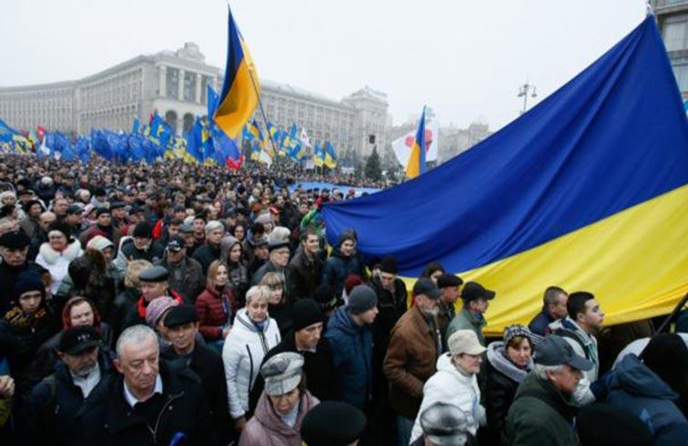 46 مرشحاً للانتخابات الرئاسية الأوكرانية