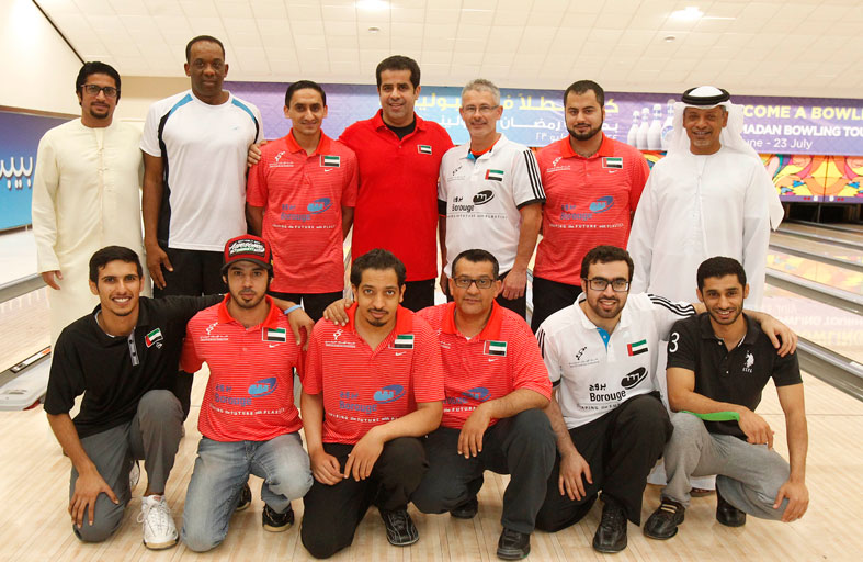 منتخب البولينغ يواصل تدريباته للمشاركة ببطولة بانكوك الدولية السنوية المفتوحة